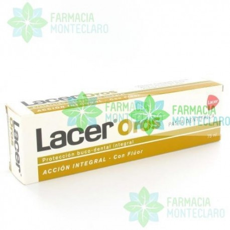 Lacer Oros 2500 Pasta Dental 75 Ml