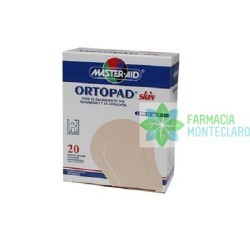 Parches Oculares Master Aid Ortopad Regular 20 Parches