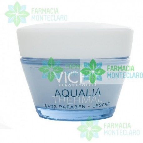 Aqualia Thermal C Ligera P Sensible Hidratacion Continua 50 Ml